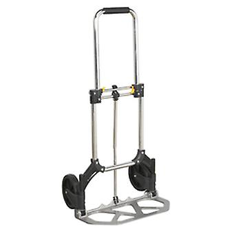Sealey St33 Sack Truck Folding Aluminium 70Kg Capacity