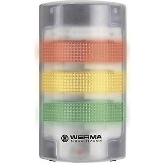 Signal tower LED Werma Signaltechnik 691.100.55 White