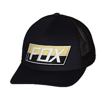 Fox Head Snapback 110 Flexfit Trucker Cap ~ Hellbent