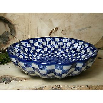 Dish, with a wavy margin, Ø 20 cm, height 5 cm, tradition 27 - BSN 7900
