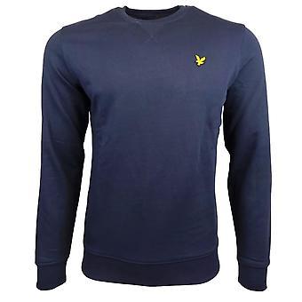 Lyle og Scott Vintage Sweatshirt/hættetrøjer Crew Neck trøje