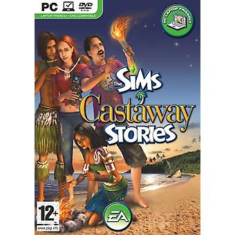 The Sims Castaway Stories (PC DVD)