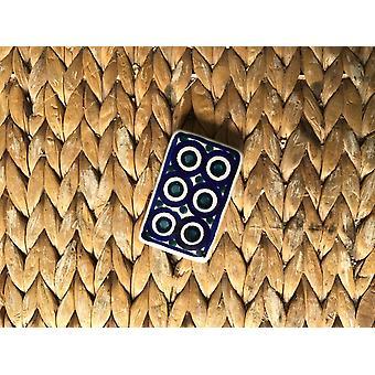 Bunzlauer magnet 6 x 3,5 cm, 2 valg