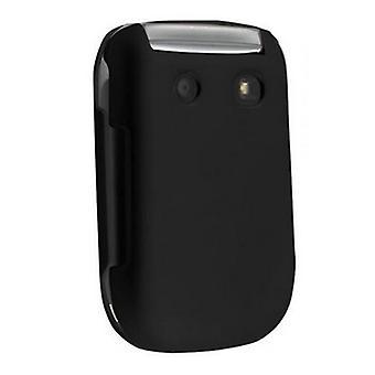 Sprint Protective Case for Blakberry Style 9670 - Chrome/Black