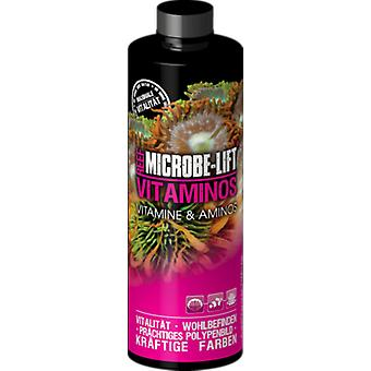 Microbe-Lift Vitaminas y Aminos Vitaminos (Fish , Maintenance , Water Maintenance)