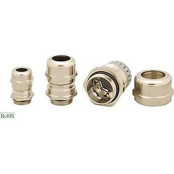 Helukabel HT-MS-EP4 905188 Cable gland EMC M50 Brass Brass 1 pc(s)