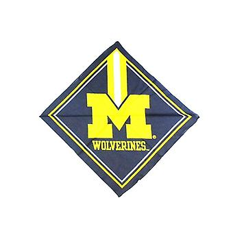 Michigan jerv NCAA Fandana Bandana