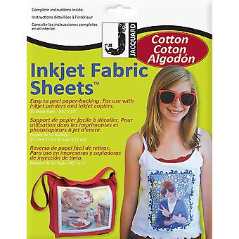 Printed Treasures Ink Jet Fabric Sheets 8.5