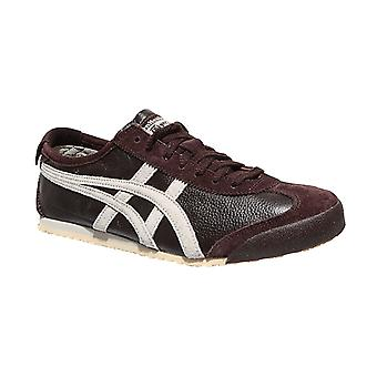 ASICS Mexico 66 sneaker real leather sneakers Brown
