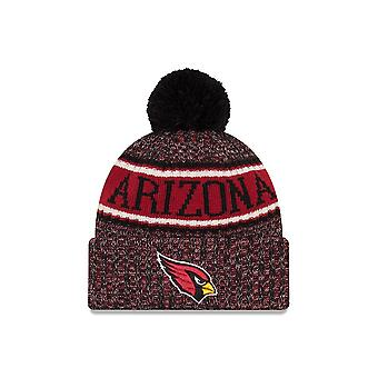 New Era Nfl Arizona Cardinals 2018 Sideline Reverse Sport Knit