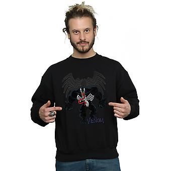 Marvel Men's Venom Walking Sweatshirt
