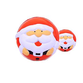 Santa Bouncy Foam Ball Party Bag Filler | Christmas Party Bag Fillers Favours