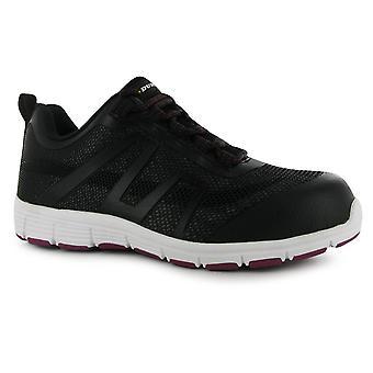 Dunlop Maine sicurezza stivali Mesh pannelli della caviglia imbottito collare scarpe