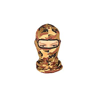 Masquerade mask, Mask MC mm Front Camo MJ-007B