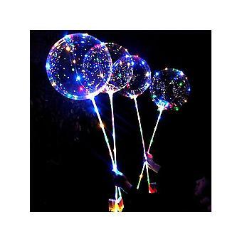 Luz mágica balões
