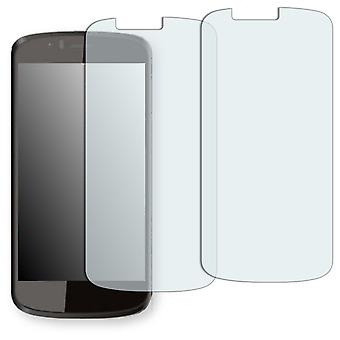 Archos 50 cesium display protector - Golebo crystal clear protection film