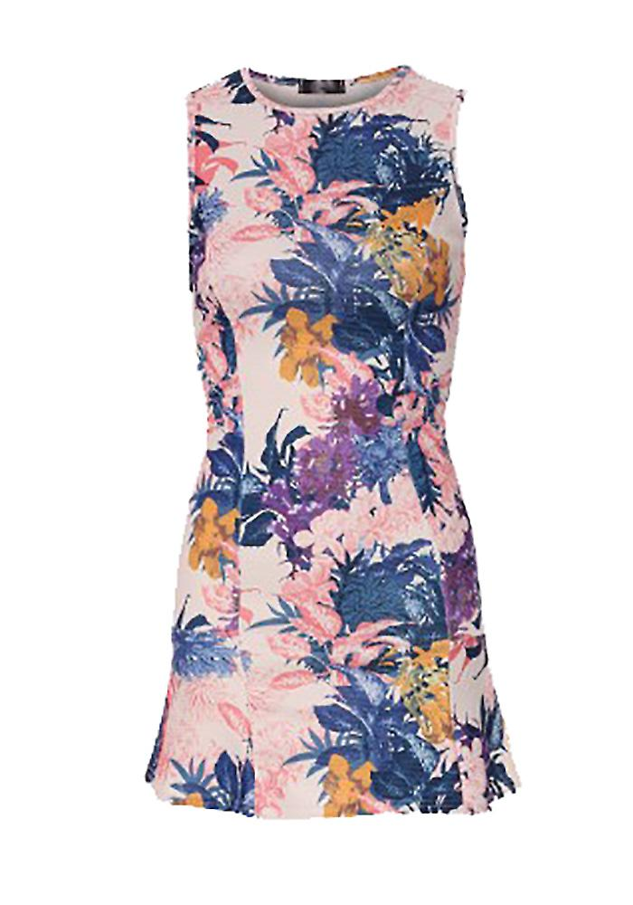 Waooh - Mode - Robe courte à fleurs