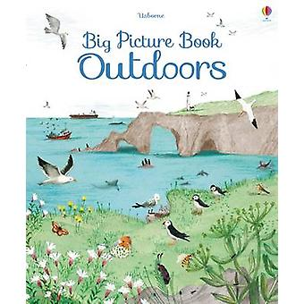 Big Picture Book Outdoors by Minna Lacey - Rachel Stubbs - Jonny Russ