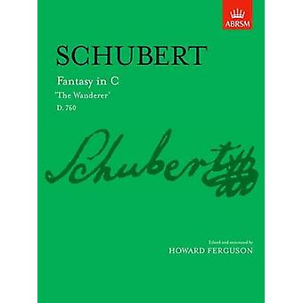 Fantasy in C  -the Wanderer - - D. 760 by Franz Schubert - Howard Fergus