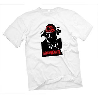 Womens T-shirt - Kamikaze Pilot Japanese