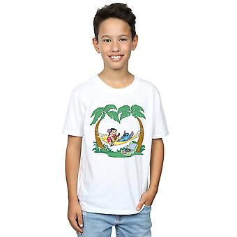 Disney Boys Lilo And Stitch Play Some Music T-Shirt