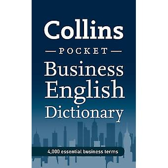 Collins Business Dictionaries - Pocket Business English Dictionary  by