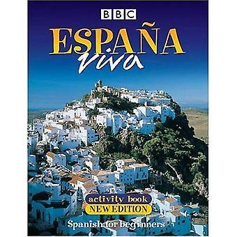Espana Viva Activity Book (Espa+�a Viva)