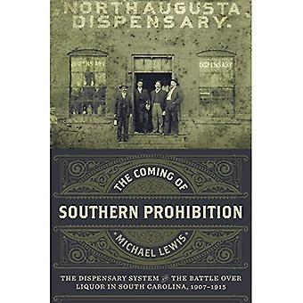 La venue du Sud interdiction: le système de l'officine et la bataille au sujet de l'alcool en Caroline du Sud, 1907-1915