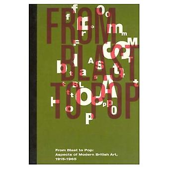 From Blast to Pop : Aspects of Modern British Art, 1915-1965