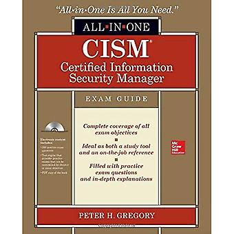 Cism Certified Information�Security Manager All-In-One�Exam Guide