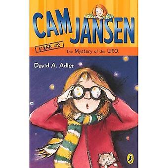 Cam Jansen y el misterio del OVNI (Cam Jansen