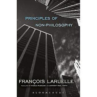 Principles of Non-Philosophy