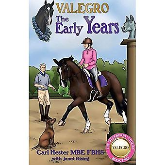 Valegro - The Early Years - The Blueberry Stories 2