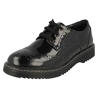 Girls Angry Angels by Startrite Formal Lace Up Shoes Impulsive