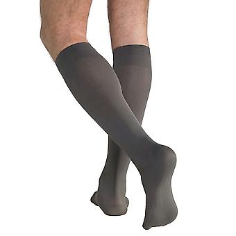 Solidea Relax Unisex Therapeutic Compression Socks Ccl2 [Style 325B8] Black  XXL
