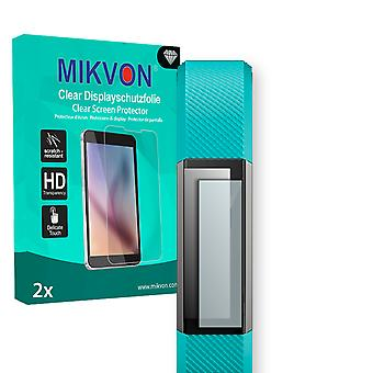 Fitbit Alta Screen Protector - Mikvon Clear (Retail Package with accessories) (reduced foil)
