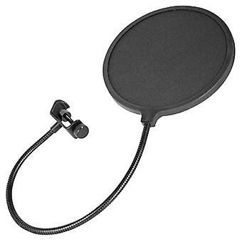DIGIFLEX Studio Microphone Mic Pop Screen Wind Filter Shield