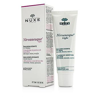 Nuxe Nirvanesque 1st Wrinkles Light Smoothing Emulsion (For Combination Skin) 50ml/1.5oz