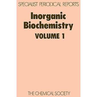 Anorganische biochemie Volume 1 door Hill & H een O