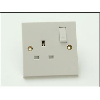 1 GANG 13AMP SWITCHED SOCKET