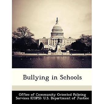 Mobbing i skolen av Office samfunnet orientert politiarbeid Se