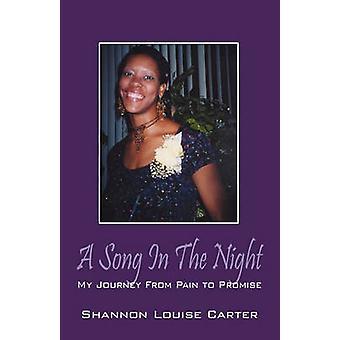 En sang om natten min reise av smerte å løfte av Carter & Shannon Louise