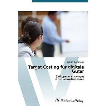 Target Costing fourrure Digitale Guter Kannemann Fabian