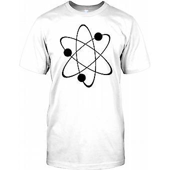 NASA Atomic Logo - Cool Space Kids T Shirt