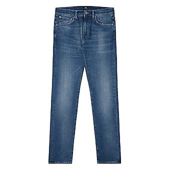 Edwin Edwin Braxton Blue ED80 Denim Slim Tapered Jean
