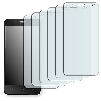 Alcatel one touch Idol mini 6012W screen protector - Golebo crystal clear protection film