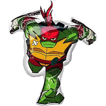 Anagram Rise Of The Teenage Mutant Ninja Turtles Supershape Foil Balloon