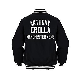 Anthony Crolla bokslegende jas