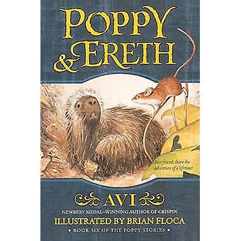 Poppy and Ereth by Avi - Brian Floca - 9780606154109 Book