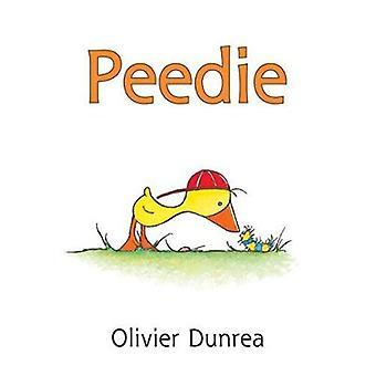 Peedie by Olivier Dunrea - 9780618755066 Book